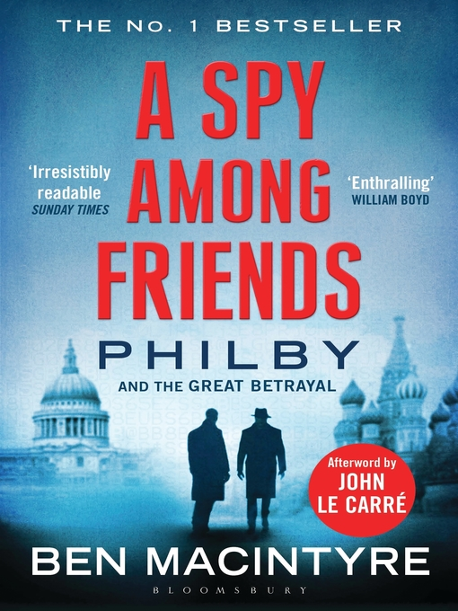 A Spy Among Friends (eBook)