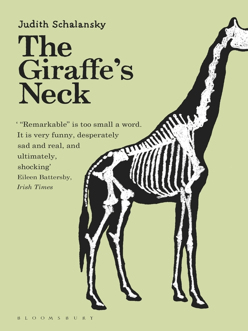 The Giraffe's Neck (eBook)