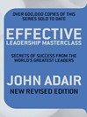 Effective Leadership Masterclass (eBook)