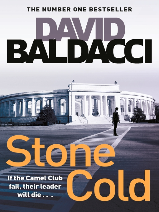 Stone Cold (eBook): The Camel Club Series, Book 3
