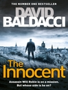 The Innocent (eBook): Will Robie Series, Book 1