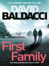 First Family (eBook): Sean King and Michelle Maxwell Series, Book 4