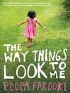 The Way Things Look to Me (eBook)