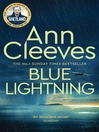 Blue Lightning (eBook): Shetland Island Quartet, Book 4