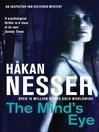 The Mind's Eye (eBook): Van Veeteren Mysteries Book 2