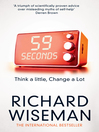 59 Seconds (eBook)