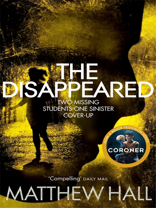 The Disappeared (eBook): Jenny Cooper Series, Book 2