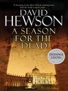 A Season for the Dead (eBook): Nic Costa Series, Book 1