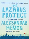 The Lazarus Project (eBook)