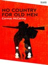 No Country For Old Men (eBook)