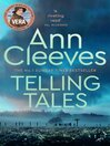 Telling Tales (eBook): Vera Stanhope Series, Book 2