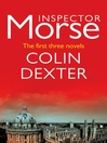 Inspector Morse (eBook): The first three novels
