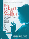 The Bridget Jones Omnibus (eBook): The Singleton Years