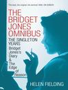 The Bridget Jones Omnibus (eBook): The Singleton Years