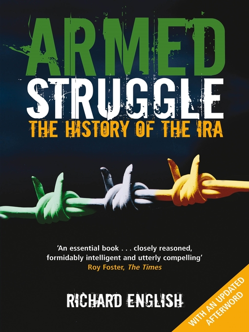 Armed Struggle (eBook): The History of the IRA