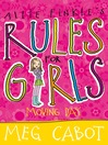 Moving Day (eBook): Allie Finkle's Rules for Girls Series, Book 1