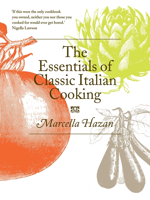 The Essentials of Classic Italian Cooking (eBook)