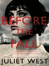 Before the Fall (eBook)