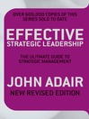 Effective Strategic Leadership (eBook)