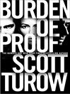 The Burden of Proof (eBook): Kindle County Series, Book 2