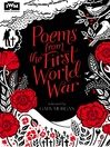 Poems from the First World War (eBook)