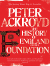 Foundation (eBook): The History of England, Volume I