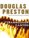 Tyrannosaur Canyon (eBook): Wyman Ford Series, Book 1