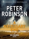 A Necessary End (eBook): Chief Inspector Banks Series, Book 3