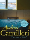 The Snack Thief (eBook): Inspector Montalbano Series, Book 3