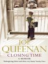 Closing Time (eBook): A Memoir