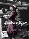 Why Don't You Stop Talking (eBook)