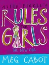 The New Girl (eBook): Allie Finkle's Rules for Girls Series, Book 2