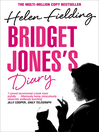 Bridget Jones's Diary (eBook): Bridget Jones Series, Book 1