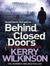 Behind Closed Doors (eBook): Jessica Daniel Series, Book 7
