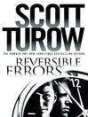 Reversible Errors (eBook): Kindle County Series, Book 6