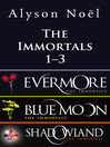 The Immortals 1-3 (eBook)