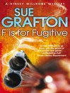 """F"" is for Fugitive (eBook): Kinsey Millhone Series, Book 6"