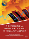 The International Handbook of Public Financial Management (eBook)