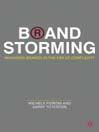 Brand Storming (eBook): Managing Brands in the Era of Complexity