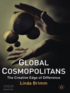 Global Cosmopolitans (eBook): The Creative Edge of Difference