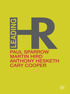 Leading HR (eBook)