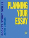 Planning your Essay (MP3)