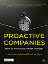 Proactive Companies (eBook): How to Anticipate Market Changes