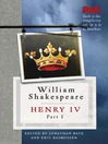 Henry IV, Part I (eBook)