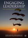 Engaging Leadership (eBook): Three Agendas for Sustaining Achievement