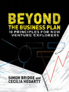 Beyond the Business Plan (eBook): 10 Principles for New Venture Explorers