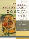 The Best American Poetry 1995 (eBook)