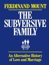The Subversive Family (eBook)
