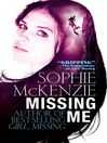 Missing Me (eBook)