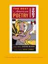 The Best American Poetry 2007 (eBook)